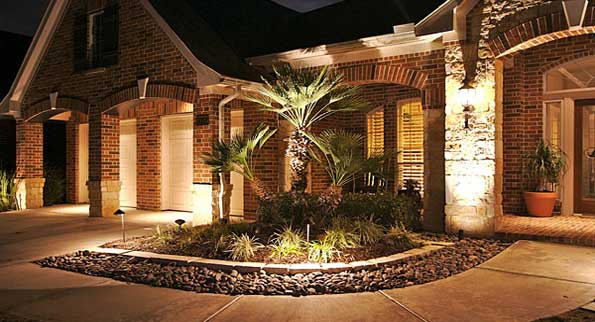 Enhancing your home and garden with outdoor lighting the london outdoor lighting aloadofball Choice Image